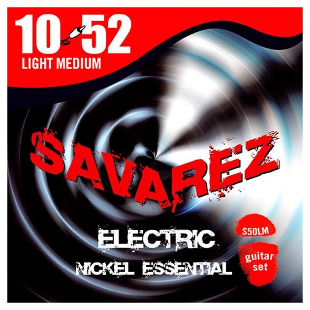 Savarez S50LM Nickel Essential Light Medium pre elektrickú gitaru