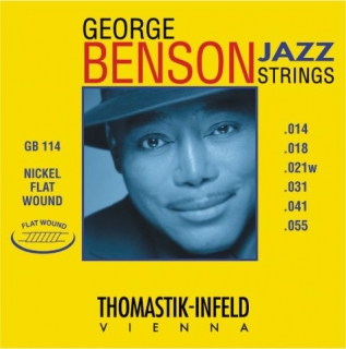 Thomastik George Benson GB114T