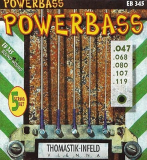 Thomastik Powerbass EB345